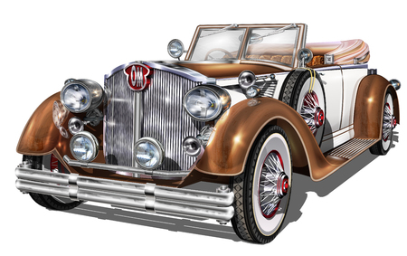 30,591 Classic Car Stock Illustrations, Cliparts And Royalty Free ...