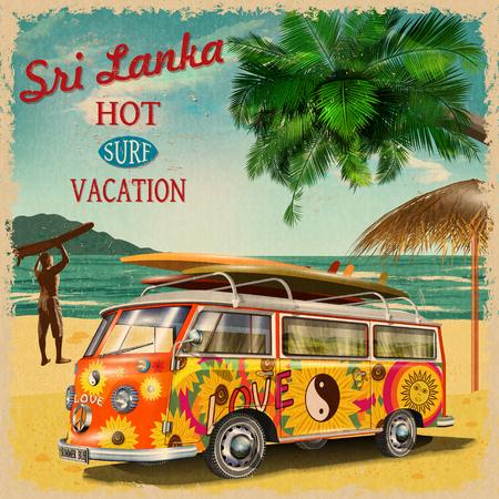 Sri Lanka tourist roster.