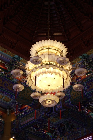 radiancy: Lamp at the temple
