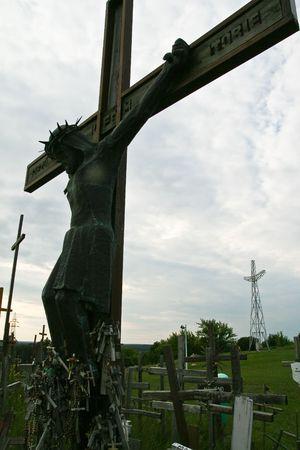rood: Jesus Christ on the rood