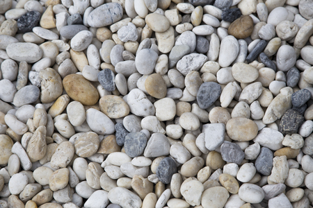 Beautiful gravel surface background. Stok Fotoğraf