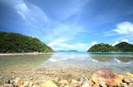 trad: Thailand eastern island Stock Photo