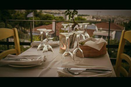 wine bar restaurant in Greece