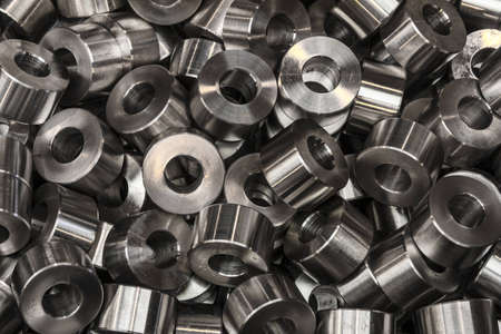 industrial products: Industrial steel products  Stock Photo