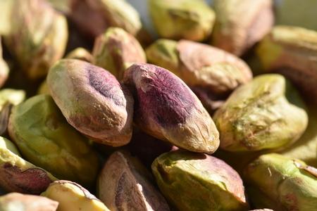 The pistachios