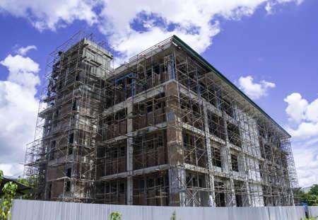 new building Stock Photo