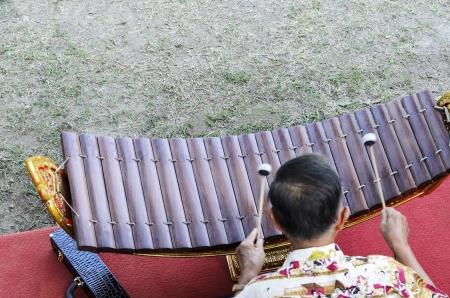 thai xylophone Editorial