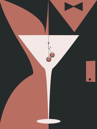 Vermouth Datierung. Layered EPS8 Vektor-Illustration. Sehr geeignet für grungy Textur. Standard-Bild - 11307851