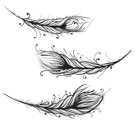 Ingewikkelde sierveren Illustratie Stockfoto - 17899088