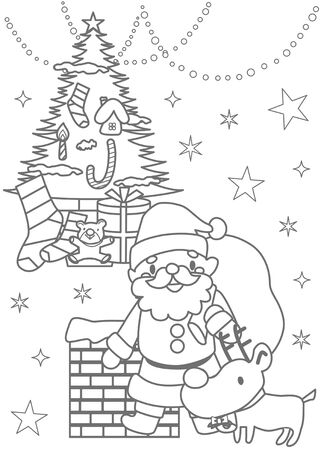 Christmas Coloring 2