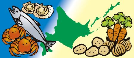 Hokkaido good food