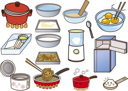 Illustration Tableware