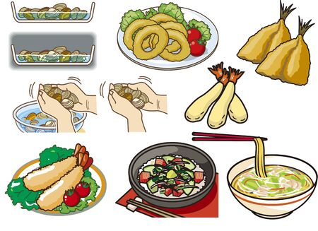 Cooking 向量圖像