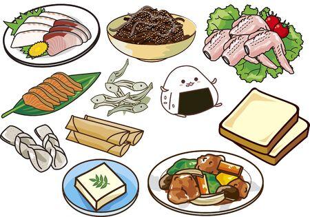 Cooking  イラスト・ベクター素材