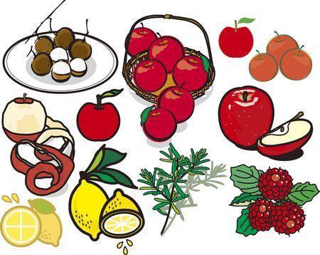 Fruit 7 Иллюстрация