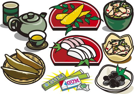 Food 2 Ilustração