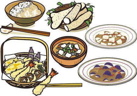 Food 16 Illustration