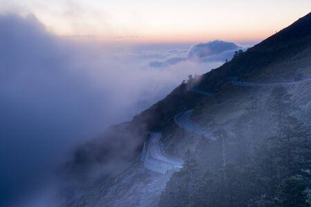 Akazie Hügel