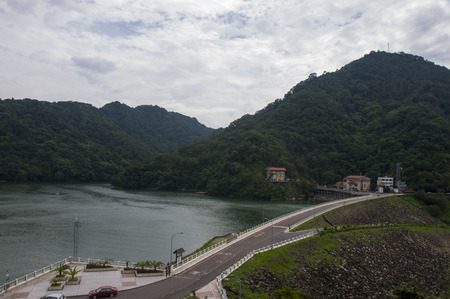 reservoir: Shihmen Reservoir in Taoyuan
