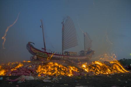 wang: Burning Wang Chuanji Code