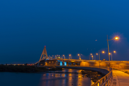 Dapeng Bay Bridge Stock fotó