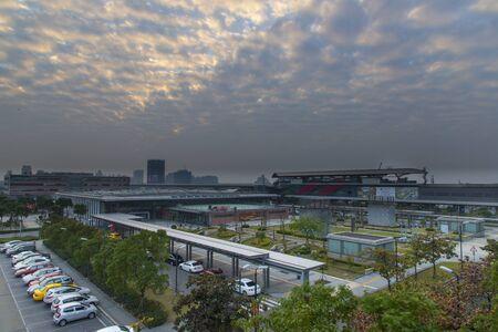 桃園高速?鉄道駅、台湾