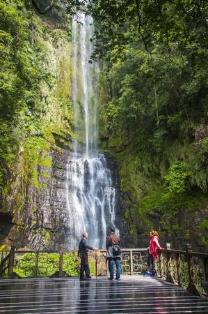 Wufongci Falls