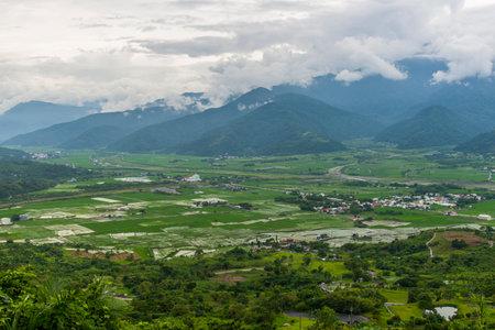 Vast plain in East Rift Valley 免版税图像