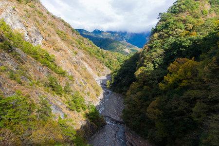 Aowanda National Forest Nantou Taiwan