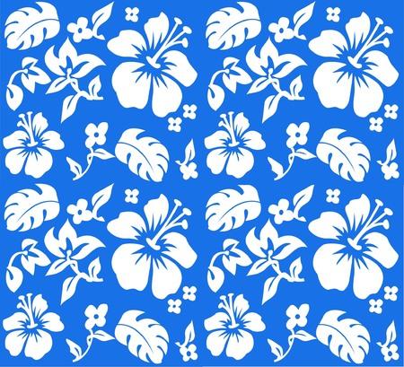 seamless surf pattern Vector