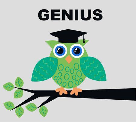 genius  Stock Vector - 8127903