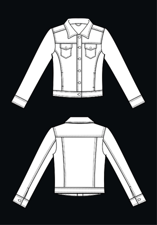 children's wear: jacket