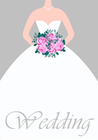 and invites: wedding card