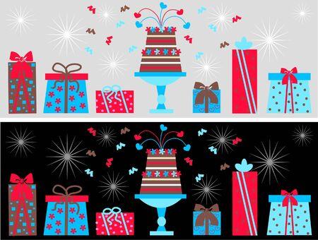 birthday Stock Vector - 8767371