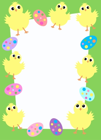 happy easter Stock Vector - 9029081