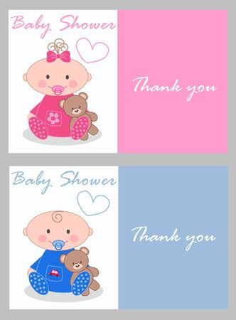 baby shower Stock Vector - 9794501