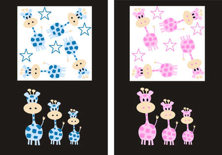 wrapping animal: pattern for childrens clothes