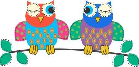 sevimli: baykuşlar