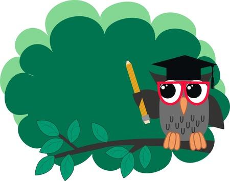 birdie: Torna a scuola Vettoriali