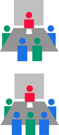 organisation: business meeting