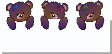 bears Stock Vector - 10715511
