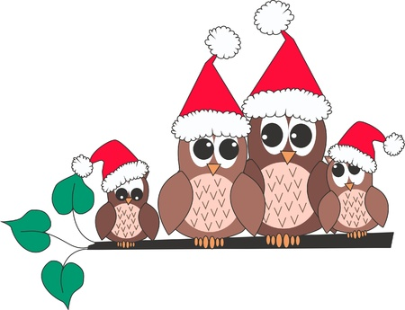 merry christmas Stock Vector - 10787420