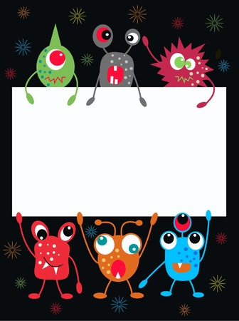 pattern monster: invitation or celebration