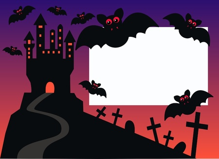 blogg: halloween Illustration