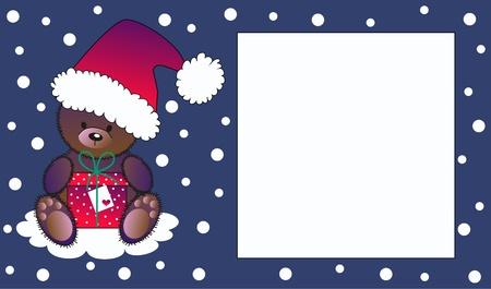 osos navide�os: �Feliz Navidad