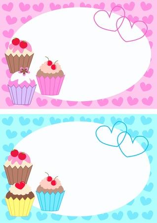 cupcakes Stock Vector - 11193790