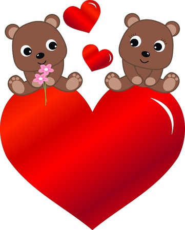 cute images: valentines day Illustration