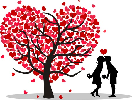 royalty free: valentines day Illustration