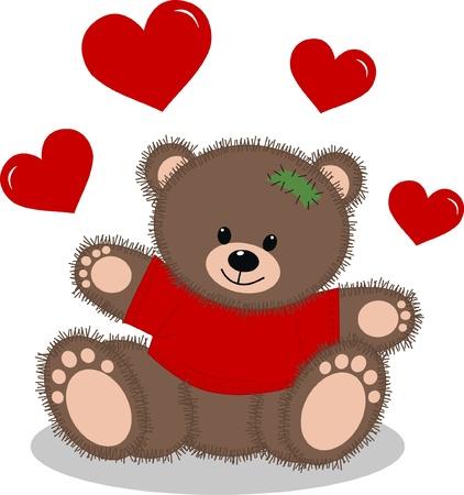 caricaturas de animales: D�a de San Valent�n o la celebraci�n