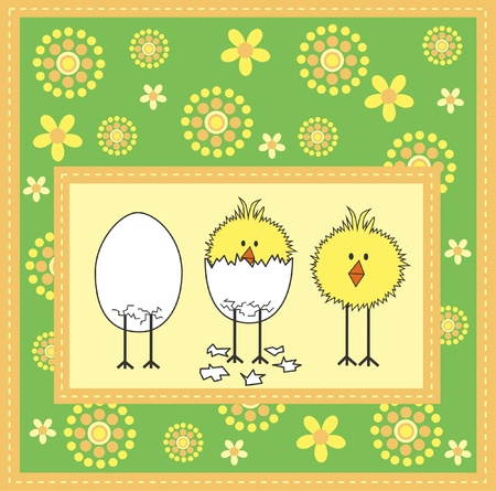 spring message: �Felices Pascuas